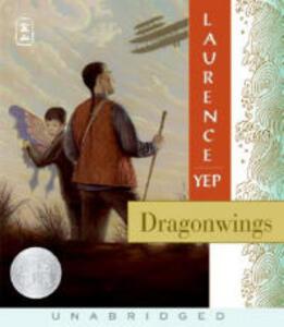 Dragonwings - Laurence Yep - cover