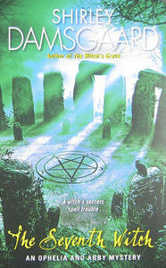 The Seventh Witch - Shirley Damsgaard - cover
