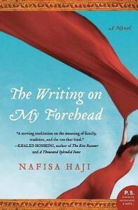 Writing on my Forehead - Nafisa Haji - cover