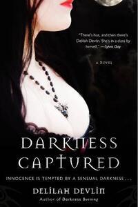 Darkness Captured A Novel - Delilah Devlin - cover