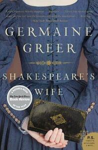 Shakespeare's Wife - Germaine Greer - cover