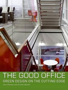 The Good Office - John Riordan,Kristen Becker - cover