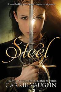 Steel - Carrie Vaughn - cover