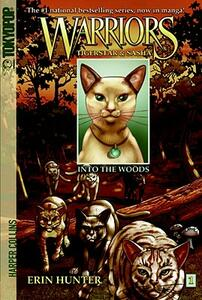 Warriors: Tigerstar and Sasha #1: Into the Woods - Erin Hunter - cover