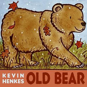 Old Bear - Kevin Henkes - cover