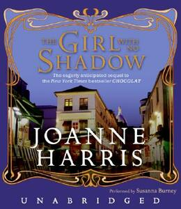 The Girl with No Shadow - Joanne Harris - cover