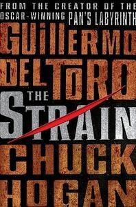 The Strain - Guillermo del Toro - cover