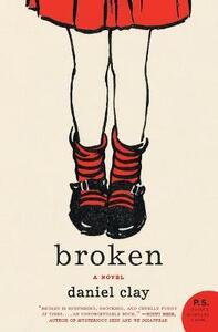 Broken - Daniel Clay - cover