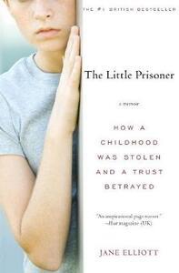 The Little Prisoner - Jane Elliott - cover