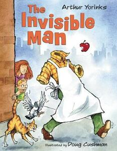 The Invisible Man - Arthur Yorinks - cover