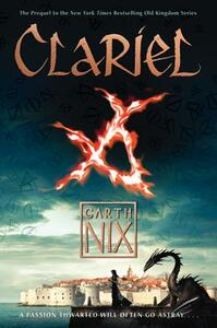 Clariel: The Lost Abhorsen - Garth Nix - cover