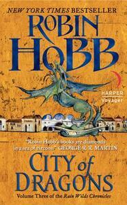 City of Dragons - Robin Hobb - cover