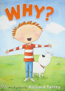 Why? - Richard Torrey - cover