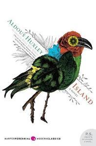 Island - Aldous Huxley - cover