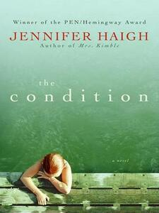 The Condition Lp - Jennifer Haigh - cover