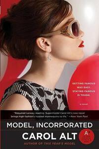 Model, Incorporated - Carol Alt - cover