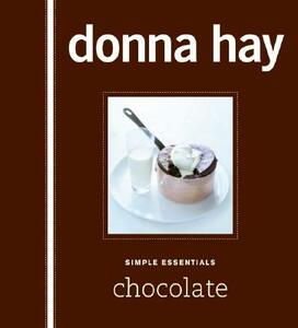 Simple Essentials Chocolate - Donna Hay - cover