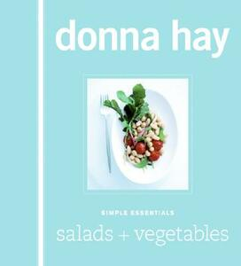 Simple Essentials Salads And Vegetables - Donna Hay - cover