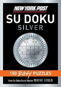 New York Post Silver Su Doku - Wayne Gould - cover