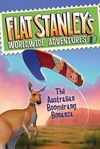 The Australian Boomerang Bonanza - Jeff Brown - cover