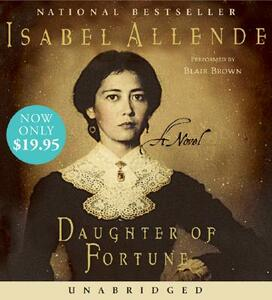 Daughter of Fortune - Isabel Allende - cover