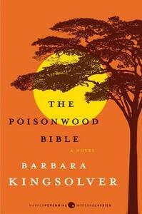 The Poisonwood Bible - Barbara Kingsolver - cover