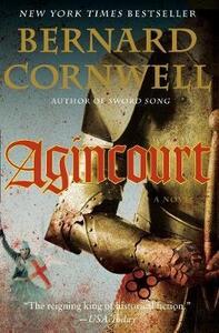 Agincourt - Bernard Cornwell - cover