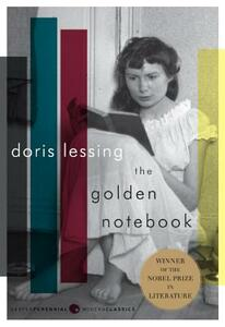 The Golden Notebook - Doris Lessing - cover