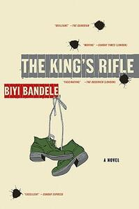 The King's Rifle - Biyi Bandele - cover