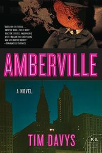 Amberville - Tim Davys - cover