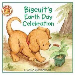 Biscuit's Earth Day Celebration - Alyssa Satin Capucilli - cover