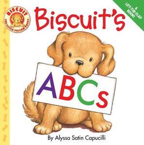 Biscuit's ABCs - Alyssa Satin Capucilli - cover