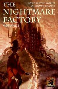 The Nightmare Factory - Thomas Ligotti - cover