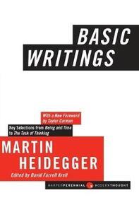 Basic Writings - Martin Heidegger - cover