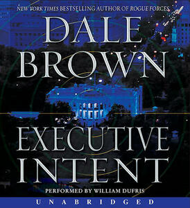 Executive Intent - Dale Brown - cover