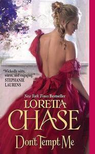 Don't Tempt Me - Loretta Chase - cover