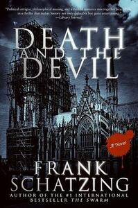 Death and the Devil - Frank Schatzing - cover