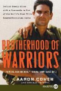Brotherhood Of Warriors Large Print - Aaron Cohen - cover