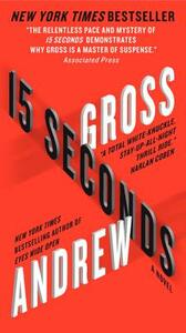 15 Seconds - Andrew Gross - cover