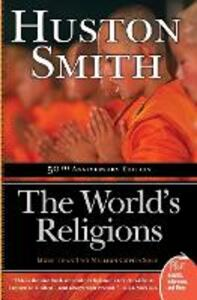 The World's Religions - Huston Smith - cover