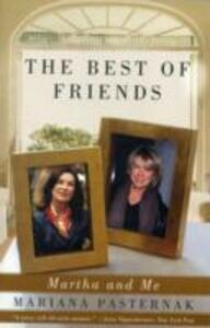 The Best of Friends: Martha and Me - Mariana Pasternak - cover