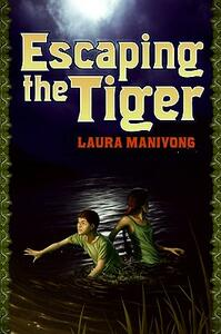 Escaping the Tiger - Laura Manivong - cover
