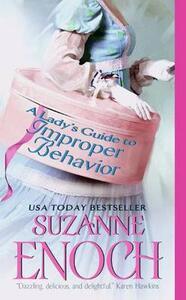 A Lady's Guide to Improper Behavior - Suzanne Enoch - cover