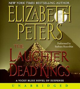 The Laughter of Dead Kings - Elizabeth Peters - cover