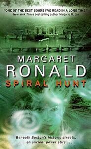Spiral Hunt - Margaret Ronald - cover