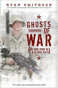 Ghosts of War - Ryan Smithson - cover