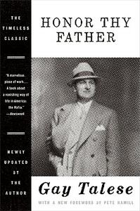 Honor Thy Father - Gay Talese - cover