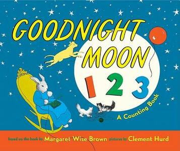 Goodnight Moon 123 Lap Edition - Margaret Wise Brown - cover