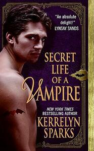 Secret Life of a Vampire - Kerrelyn Sparks - cover