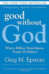 Good Without God - Greg Epstein - cover